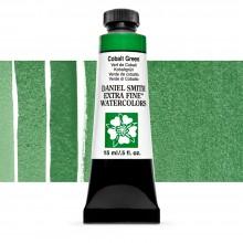 Daniel Smith : Watercolor Paint : 15ml : Cobalt Green : Series 3
