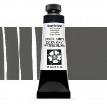 Daniel Smith : Watercolor Paint : 15ml : Graphite Gray : Series 1