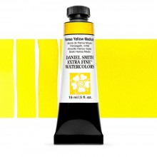 Daniel Smith : Watercolor Paint : 15ml : Hansa Yellow Medium : Series 2