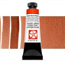 Daniel Smith : Watercolor Paint : 15ml : Italian Burnt Sienna : Series 2