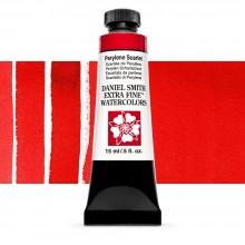 Daniel Smith : Watercolor Paint : 15ml : Perylene Scarlet : Series 3