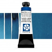 Daniel Smith : Watercolor Paint : 15ml : Phthalo Blue (GS) : Series 1