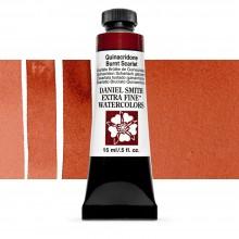 Daniel Smith : Watercolor Paint : 15ml : Quinacridone Burnt Scarlet : Series 2