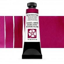 Daniel Smith : Watercolor Paint : 15ml : Quinacridone Violet : Series 2