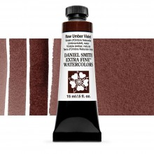 Daniel Smith : Watercolor Paint : 15ml : Raw Umber Violet : Series 1