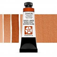 Daniel Smith : Watercolor Paint : 15ml : Pompeii Red : Series 2