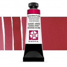 Daniel Smith : Watercolor Paint : 15ml : Quinacridone Fuchsia : Series 2