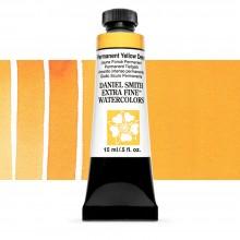 Daniel Smith : Watercolor Paint : 15ml : Permanent Yellow Deep : Series 2