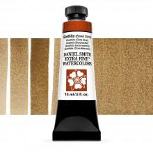 Daniel Smith : Watercolor Paint : 15ml : Goethite-Brown Ochre : Series 1
