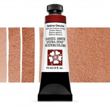 Daniel Smith : Primatek Watercolor Paint : 15ml : Sedona Genuine : b Series 2