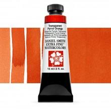Daniel Smith : Watercolor Paint : 15ml : Transparent Pyrrol Orange : Series 2