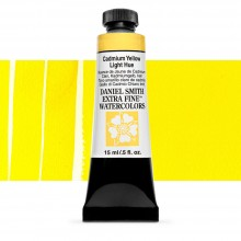 Daniel Smith : Watercolor Paint : 15ml : Cadmium Yellow Light Hue : Series 3