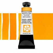 Daniel Smith : Watercolor Paint : 15ml : Isoindoline Yellow : Series 2