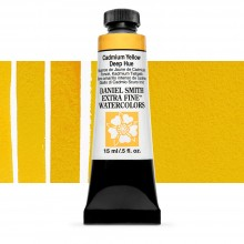 Daniel Smith : Watercolor Paint : 15ml : Cadmium Yellow Deep Hue : Series 3