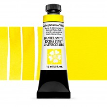 Daniel Smith : Watercolor Paint : 15ml : Quinophthalone Yellow : Series 3