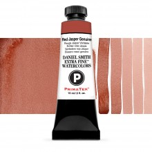 Daniel Smith : Primatek Watercolor Paint : 15ml : Red Jasper Genuine : Series 3