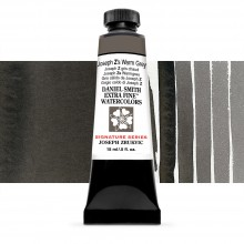Daniel Smith : Signature Series Watercolor Paint : 15ml : Joseph Z's Warm Grey : Series 2