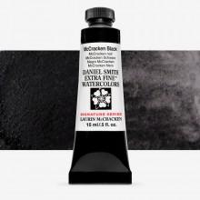 Daniel Smith : Signature Series Watercolour Paint : 15ml : McCracken Black : Series 2
