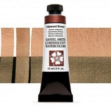 Daniel Smith : Watercolor Paint : 15ml : Iridescent Bronze : u Series 1