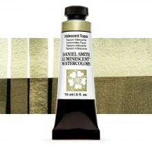 Daniel Smith : Watercolor Paint : 15ml : Iridescent Topaz : u Series 1