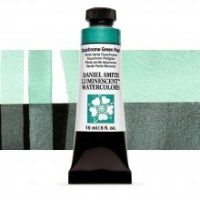 Daniel Smith : Watercolor Paint : 15ml : Duochrome Green Pearl : u Series 1