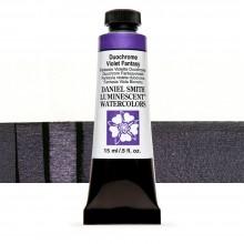 Daniel Smith : Watercolor Paint : 15ml : Duochrome Violet Fantasy : u Series 1