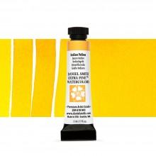 Daniel Smith : Watercolor Paint : 5ml : Indian Yellow