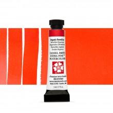 Daniel Smith : Watercolor Paint : 5ml : Organic Vermilion