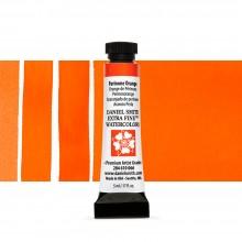 Daniel Smith : Watercolor Paint : 5ml : Perinone Orange