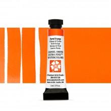 Daniel Smith : Watercolor Paint : 5ml : Pyrrol Orange