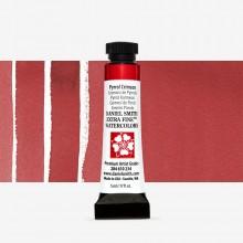 Daniel Smith : Watercolour Paint : 5ml : Pyrrol Crimson : Series 2