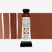 Daniel Smith : Watercolour Paint : 5ml : Transparent Red Oxide : Series 1