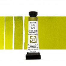 Daniel Smith : Watercolor Paint : 5ml : Green Gold