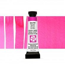 Daniel Smith : Watercolor Paint : 5ml : Opera Pink