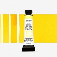 Daniel Smith : Watercolour Paint : 5ml : Mayan Yellow : Series 3