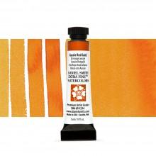 Daniel Smith : Watercolour Paint : 5ml : Aussie Red Gold : Series 2