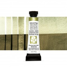 Daniel Smith : Luminescent Watercolour Paint : 5ml : Iridescent Topaz : Series 1