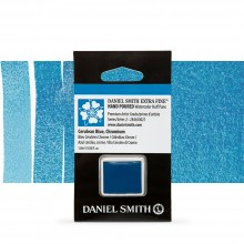 Daniel Smith : Watercolour Paint : Half Pan : Cerulean Blue, Chromium : Series 2