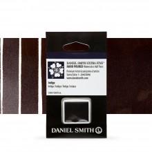 Daniel Smith : Watercolour Paint : Half Pan : Indigo : Series 1