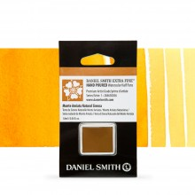 Daniel Smith : Watercolour Paint : Half Pan : Monte Amiata Natural Sienna : Series 1