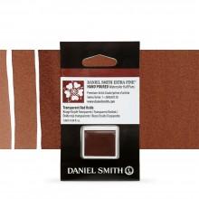 Daniel Smith : Watercolour Paint : Half Pan : Transparent Red Oxide : Series 1