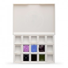 Daniel Smith : Watercolor Paint : Half Pan : Colors of Inspiration Set of 6