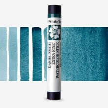 Daniel Smith : Watercolor Paint Stick : Phthalo Turquiose