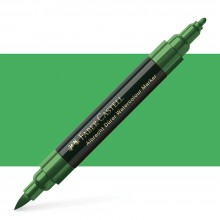 Faber Castell : Albrecht Durer : Watercolor Marker : Leaf Green