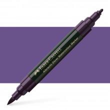 Faber Castell : Albrecht Durer : Watercolor Marker : Purple Violet