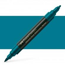 Faber Castell : Albrecht Durer : Watercolor Marker : Cobalt Turquoise
