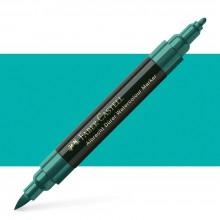 Faber Castell : Albrecht Durer : Watercolor Marker : Cobalt Green
