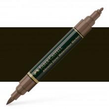 Faber Castell : Albrecht Durer : Watercolor Marker : Dark Sepia
