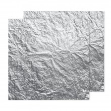 Manetti : 12ct Gold Leaf Loose : 80 x 80mm : White Gold