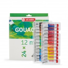 Royal Talens : Art Creation : Gouache Paint : 12ml : Set of 24